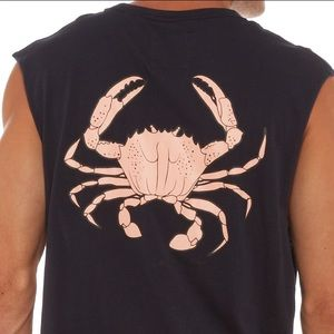 Barney Cools Other - Barney Cools crab muscle tee/ tank