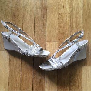 Geox Shoes - Geox D Roxy Wedge Sandal