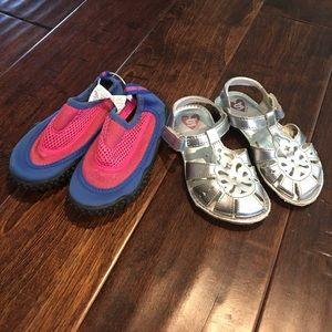 Stride Rite Other - Girls Sandal Bundle Size 7
