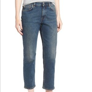 Acne Denim - Acne Studio 'Row' Boyfriend Jeans