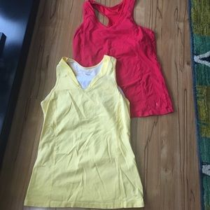 Danskin Now Tops - Danskin Now Active Tanks Size M (8-10)