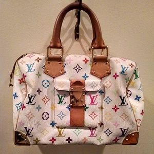 Louis Vuitton Handbags - Final $@le suth Louis Vuitton multicolor