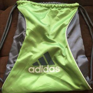 Adidas gym back never used