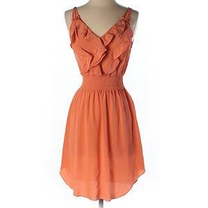 Rebecca Taylor 100% silk dress!