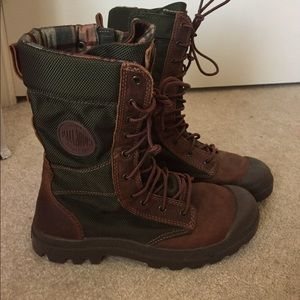 Palladium Shoes - Super Cute Palladium Tactical Boots