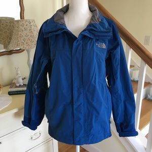 The North Face Other - Sale! North Face Blue HyVent Coat