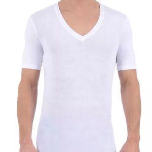 Tommy John Other - NWOT Men's Tommy John Cool Cotton V Neck Shirts,M