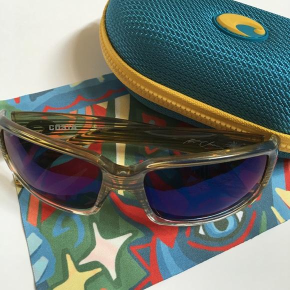 8b1e668a2e Costa Del Mar Kenny Chesney Caballito Sunglasses