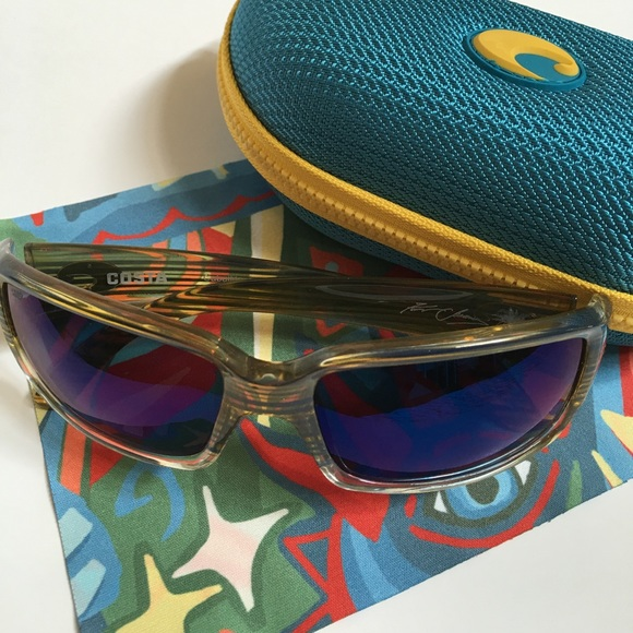 5dd82b6c1518c Costa Del Mar Kenny Chesney Caballito Sunglasses