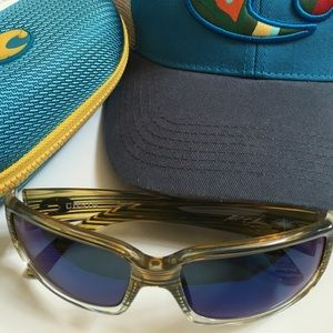 34f0e1fe17efb Costa Accessories - Costa Del Mar Kenny Chesney Caballito Sunglasses