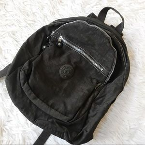 Kipling Handbags - • Kipling • Dark Brown Backpack