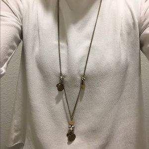 Jcrew long statement necklace