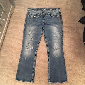 Silver Jeans Denim - Women's silver jeans