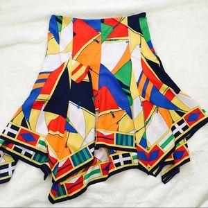 Lauren Ralph Lauren Dresses & Skirts - Lauren Ralph Lauren Handkerchief Skirt