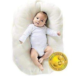 Snuggle Me baby lounger cushion mattress