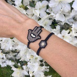 Jewelry - Handmade Hamsa Bracelet
