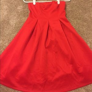 blossom Dresses & Skirts - Red super cute graduation dress