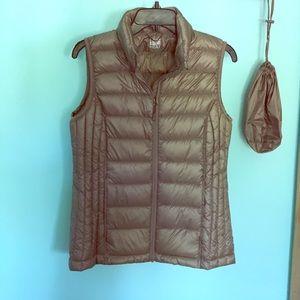32 Degrees Jackets & Blazers - Tan vest