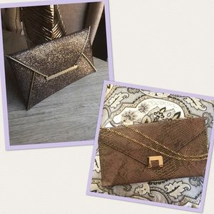 Handbags - Bundle of 2 Purse and Clutch