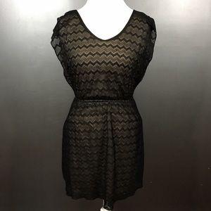 Speechless Dresses & Skirts - Speechless Blouson Lace Dress Size XS