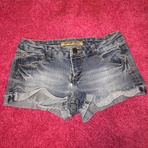 Celebrity Pink Pants - ✨Celebrity Pink Jean Shorts✨