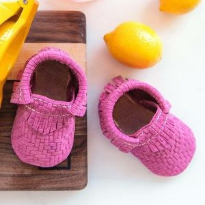 Freshly Picked Other - Freshly Picked moccasins, pink lemonade edition 🍋
