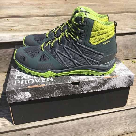 the latest 78559 8e363 The North Face Mens Ultra Fastpack II Mid GTX 10 Boutique