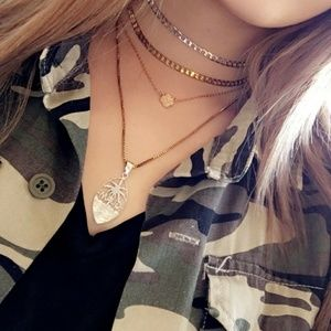 Marrin Costello Jewelry - Silver Callie Choker Necklace