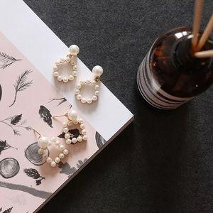 17basics Jewelry - 🌸SPRING SALE🌸17Basics pearl drop earrings