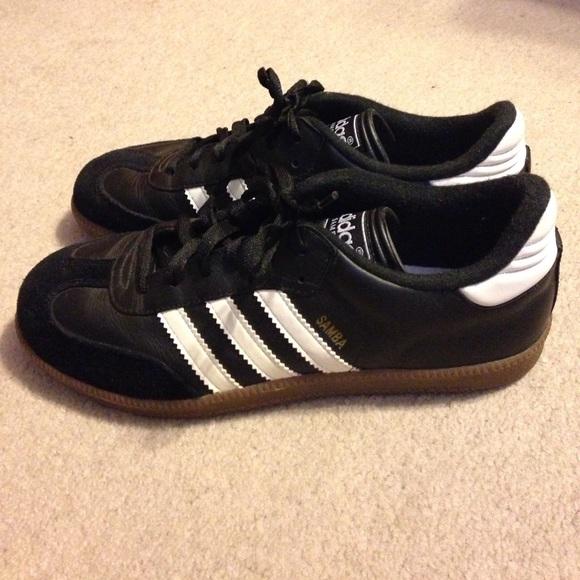 adidas adidas samba indoor soccer shoes size 6 from