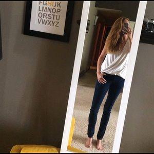Long Elegant Legs Denim - Second Yoga skinny jeans - tall/extra long!
