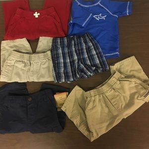 Other - Lot of boys mixed clothing