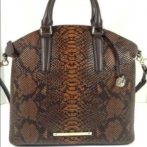 Brahmin Handbags - Brahmin Large Duxbury Tortoise Seville NWT