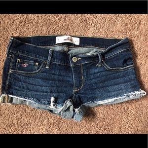 SOLD on Mercari! Hollister jean shorts