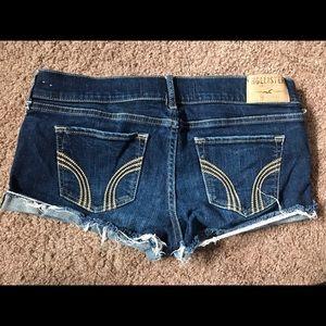 Hollister Shorts - SOLD on Mercari! Hollister jean shorts