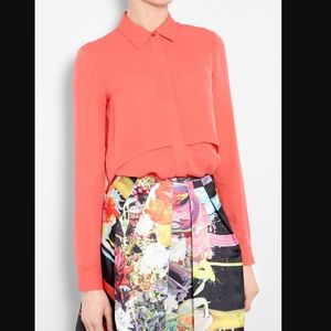 Theory Tops - Theory silk blouse 💄