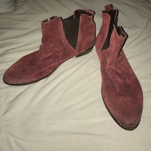 LF Stores Shoes - Coconuts Suede Chelsea Boots