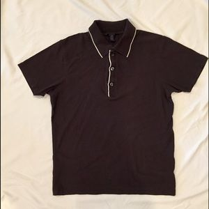 Banana Republic Brown Polo