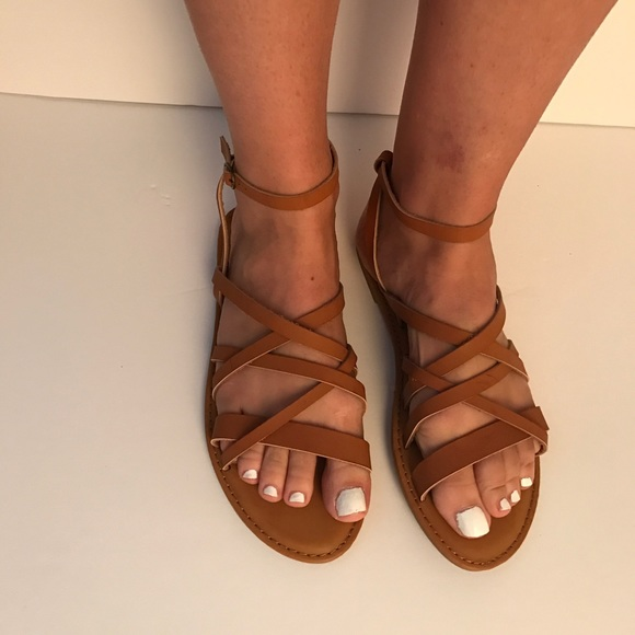 05ea5c4f0d9ce8 PRICE FIRM Summer Strappy Sandal