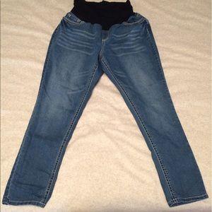 Planet Motherhood Denim - Planet Motherhood Maternity Skinny Jeans
