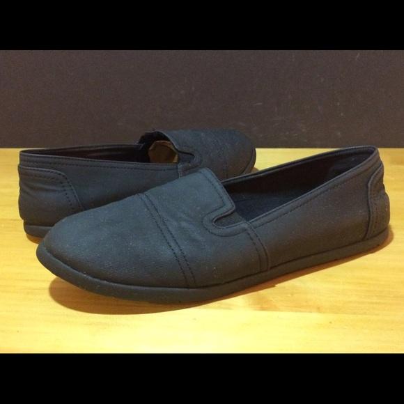 safetstep shoes womenu0027s size 10 black safe t step slip on shoes - Safetstep