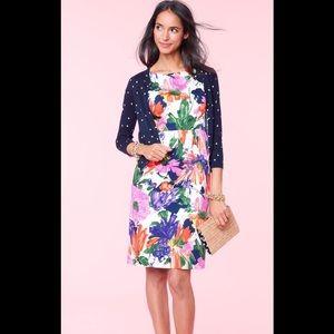 J.Crew Cora Dress in Garden Floral print
