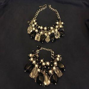 bebe Jewelry - Bebe necklace and bracelet set