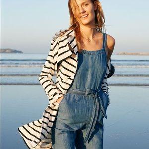 Madewell Pants & Jumpsuits - Madewell muralist chambray jumpsuit
