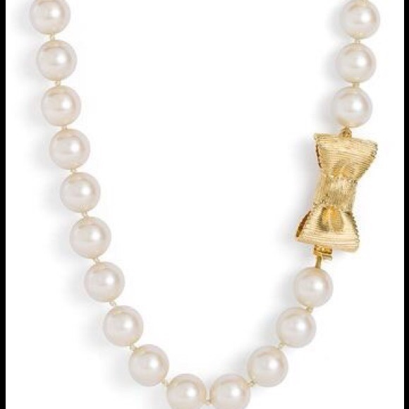 61 off kate spade jewelry kate spade pearl necklace