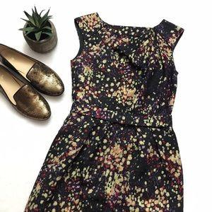Carolina Herrera Dresses & Skirts - CAROLINA HERRERA Jacquard Paint Splatter Dress