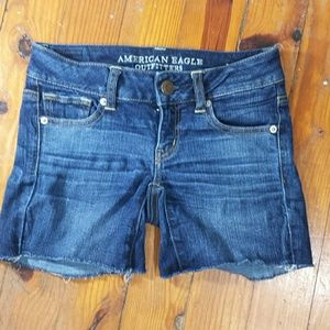 American Eagle Outfitters Pants - SALE! American Eagle Outfitter Cutoff Denim Shorts