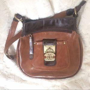 Sharif Handbags - Genuine Leather Crossbody bag
