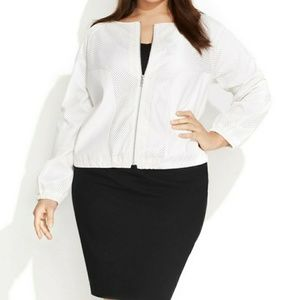 Beautiful Plus Size Jacket From Calvin Klein..NWT