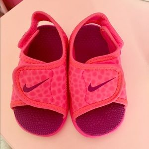 Nike Other - Baby Nike Sunray Adjust Sandals. *PRICE FIRM*